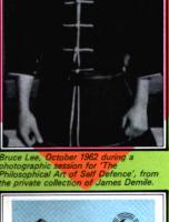 Bruce Lee Had a Dream