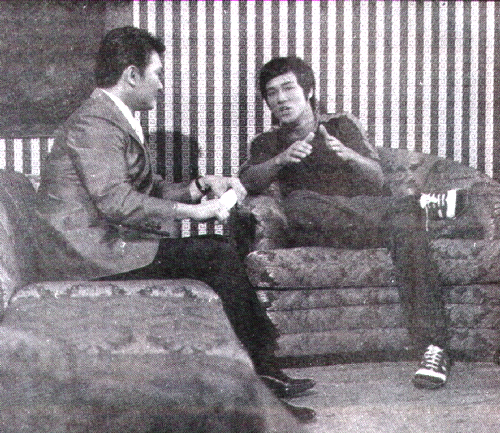 Bruce Lee On Fame After The Big Boss