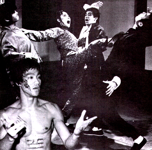 Bruce Lee On Female Martial Arts