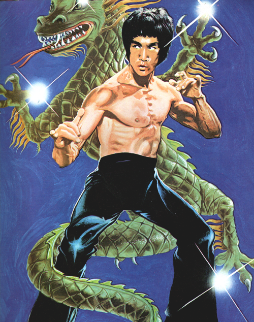 Sign Of The Little Dragon - Bruce Lee Horoscope & Birth Chart